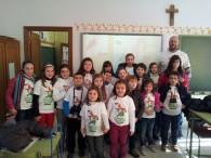 Schulklasse in Spanien